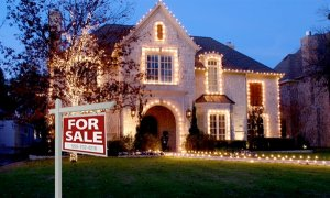 Real Estate Property Buyer during Holidays