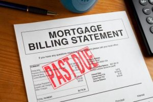 behind in my mortgage payments in houston