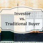 Advantages of selling to an investor over a traditional buyer in houston