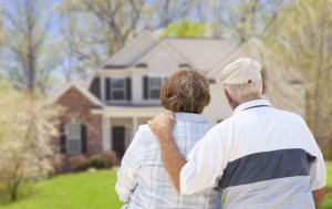 downsizing a house for retirement in houston