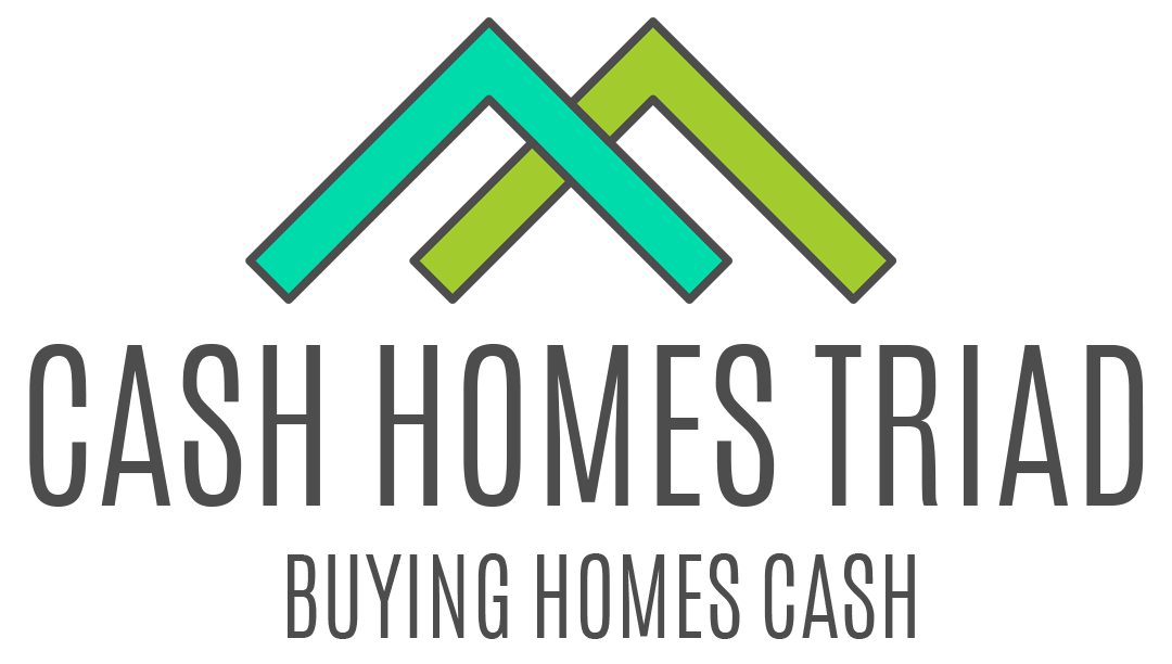 Cash Homes Triad logo