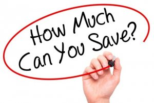 We can help you save money by not having to work with a real estate agent.