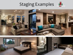 If you need to relocate quickly stage your home for a quick sale