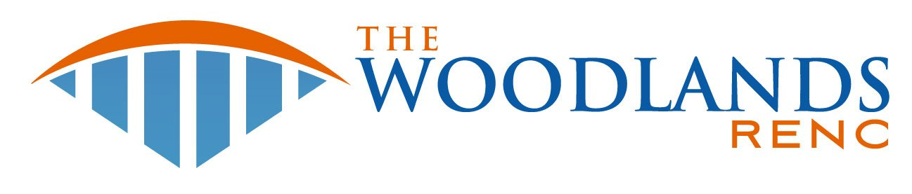The Woodlands RENC logo