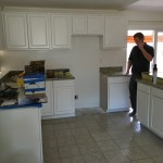 Sean Inspects the Hanakahi Ewa Beach Kitchen