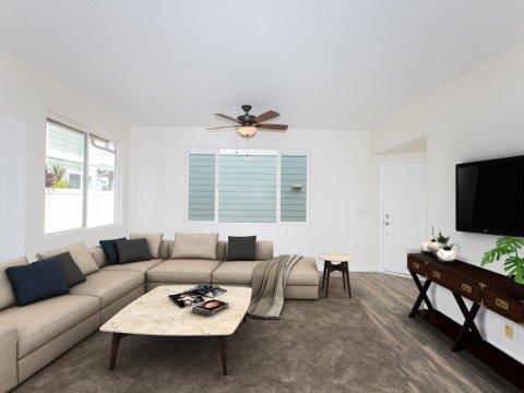 Ewa Beach Laulani - Living Room