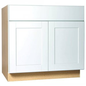 Save on home rehab costs cabinet