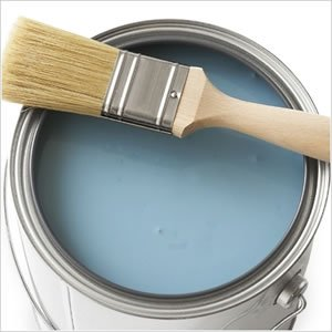 Save on home rehab costs paint