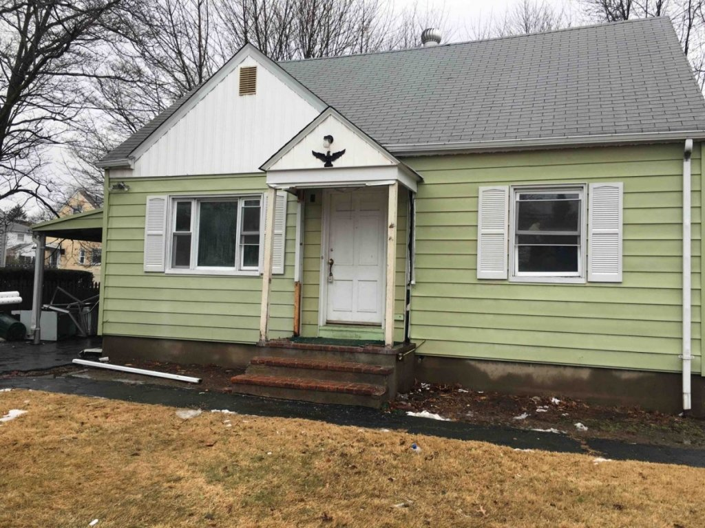A house we bought for cash in New Jersey, on the sell your house fast in New Jersey page