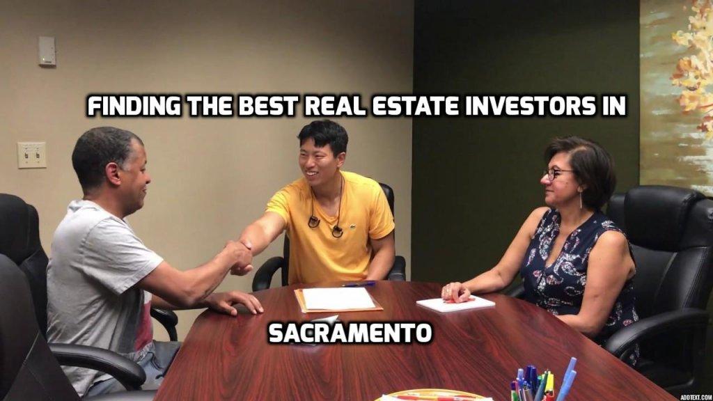 Best Real Estate Investors in Sacramento