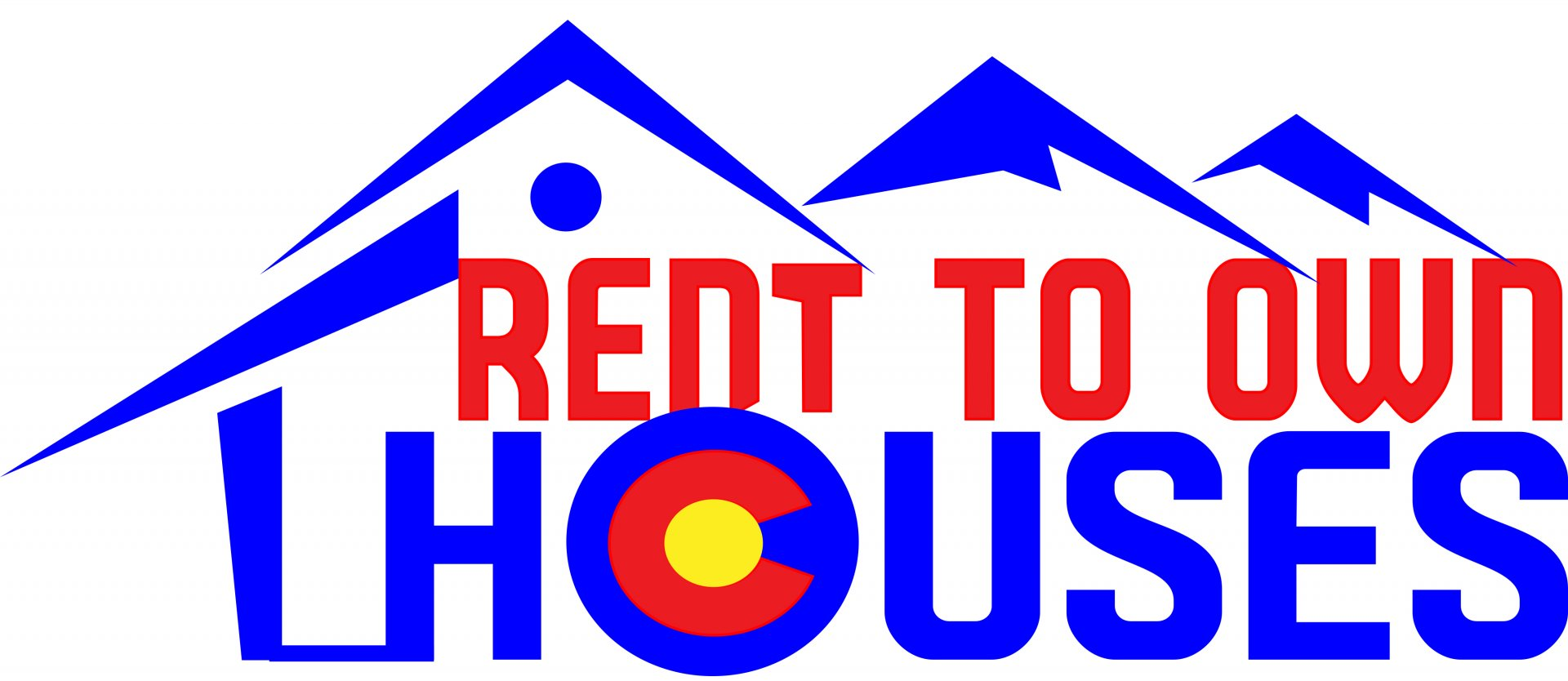 RENT TO OWN HOMES COLORADO logo