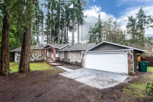 A Single Family House in Auburn Washington