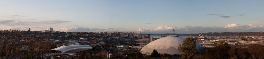 Skyline in Tacoma Washington - on the sell your house fast in Tacoma page