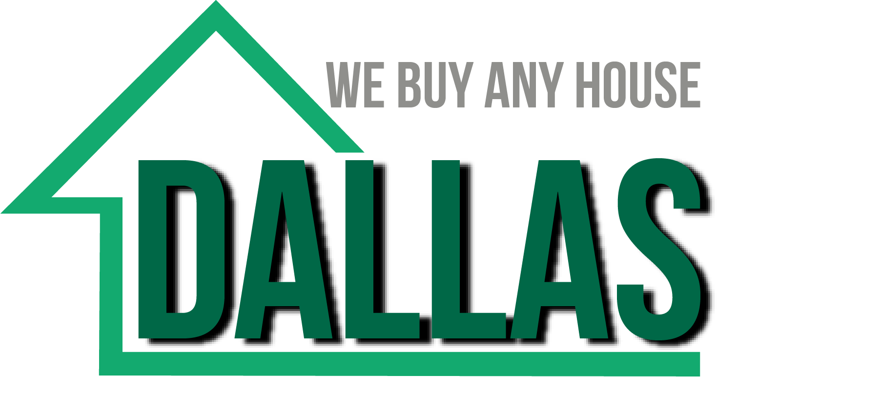 We Buy Any House Dallas  logo