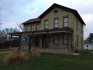 Middleton WI Historical Museum on Hubbard Ave. Right by where we buy houses!