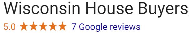 Google 5.0 Star Reviews