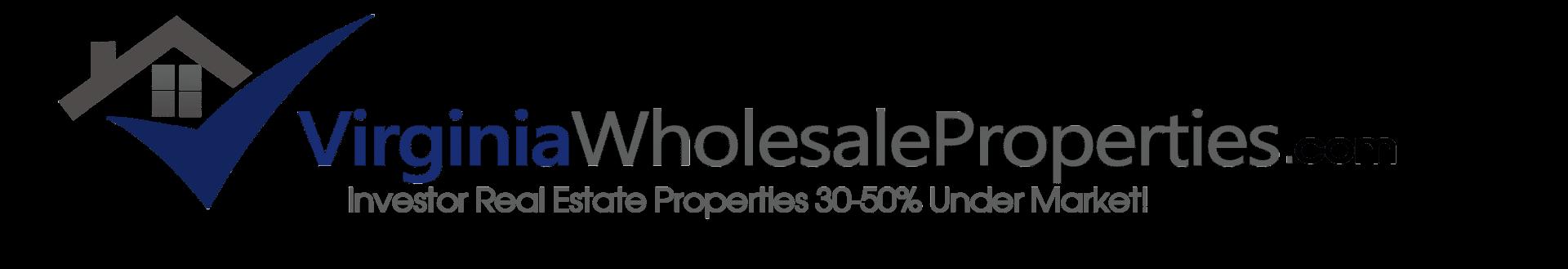 Virginia Wholesale Properties logo