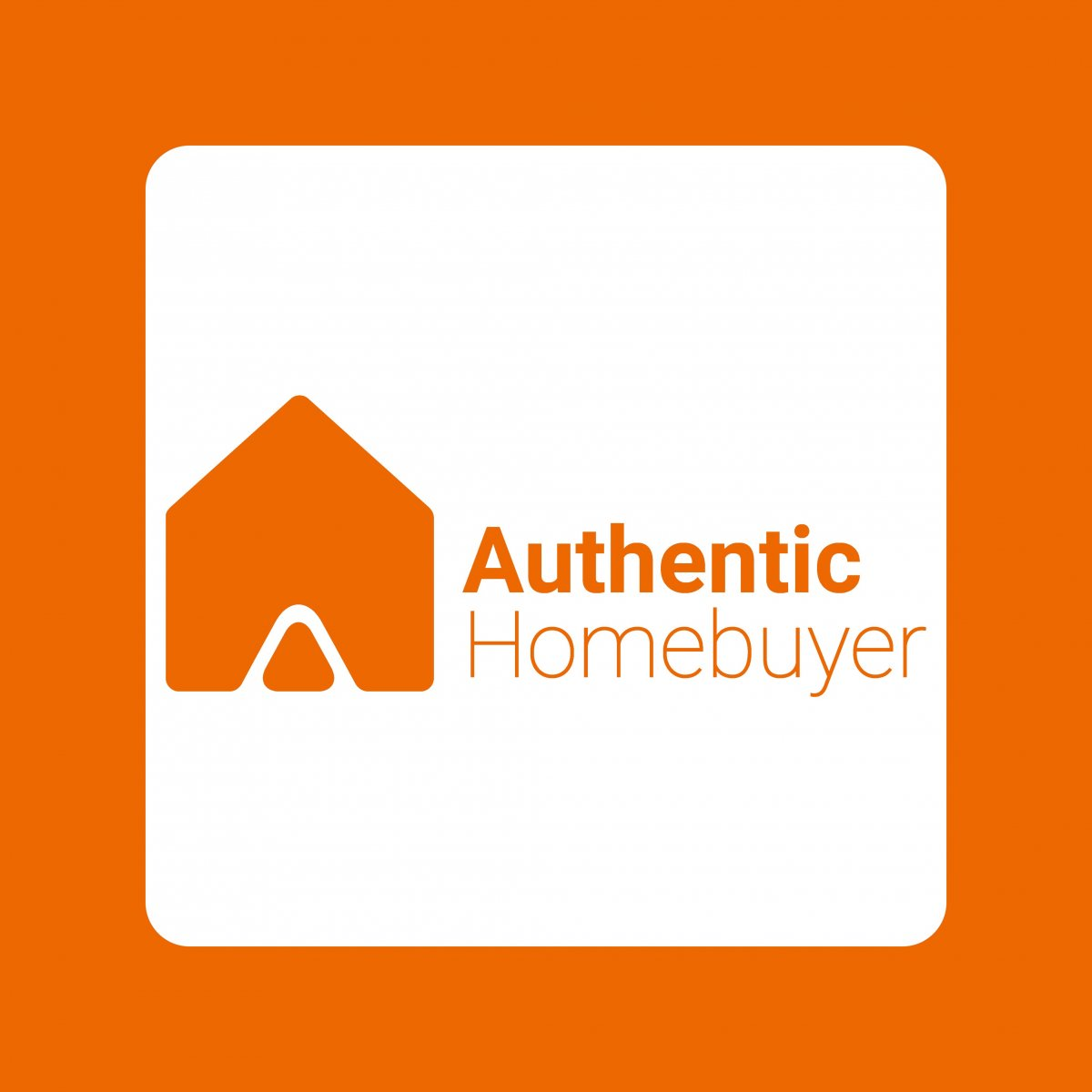 Authentic HomeBuyer  logo
