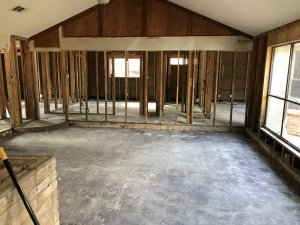 Flood Water Damage Repair Cost