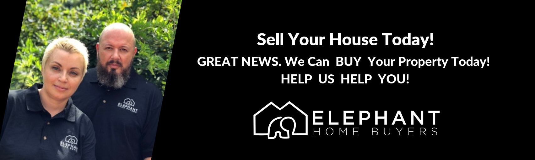 Sell My House Fast Today! logo