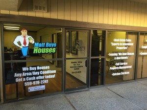 We Buy Houses Fresno Company Local office