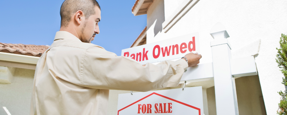 Can I give my house in Waldorf back to the bank without an expensive foreclosure?