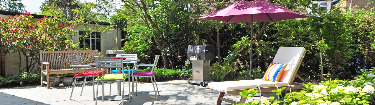 Staging Your Outdoor Space