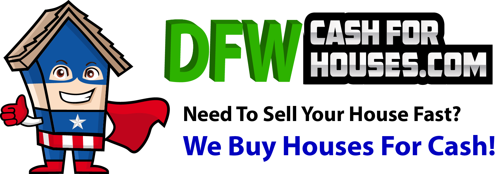 DFW Cash For Houses logo