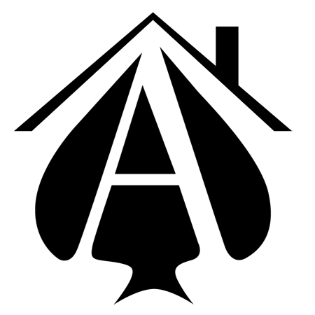 Top Dollar. As-Is. Sell Fast!  www.AceHouseBuyers.com logo