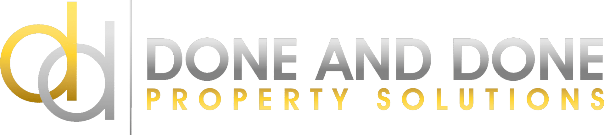 Done and Done Property Solutions  logo