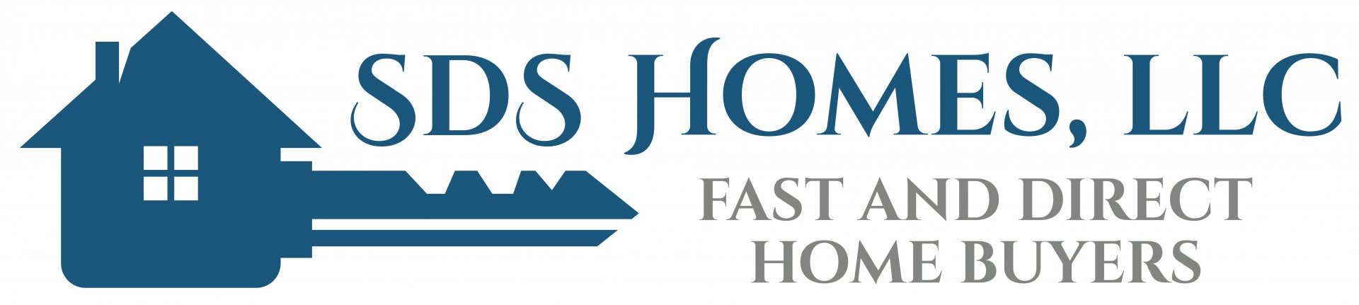 SDS HOMES, LLC  logo