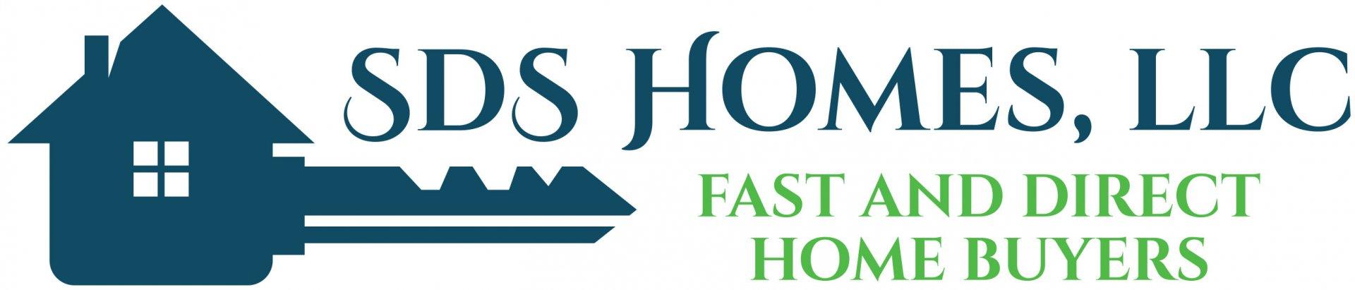 SDS HOMES, LLC  logo