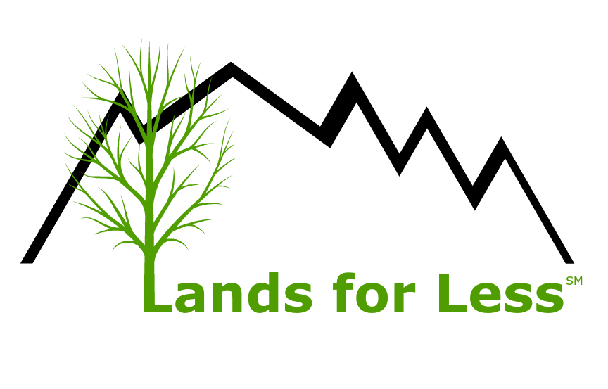 Lands For Less logo