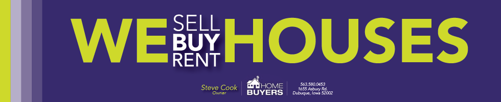 Homebuyers, LLC / Steve Cook logo
