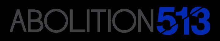 Abolition 513 logo