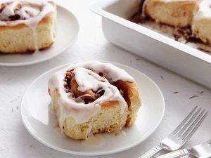 Ooey-Gooey Cinnamon Buns