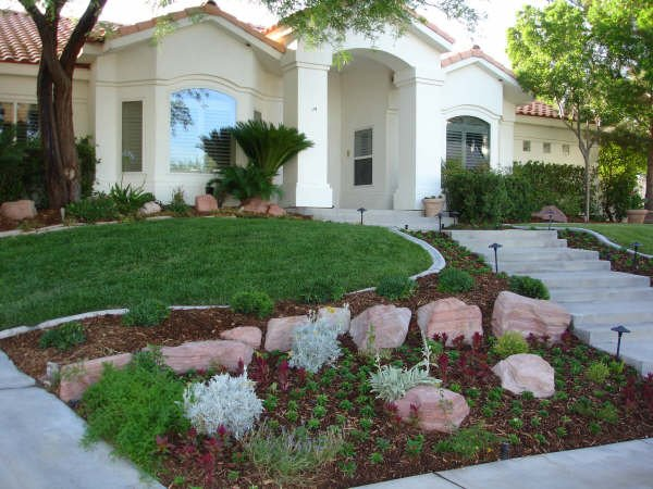 potential home buyers form their first impression of a home from its curb appeal