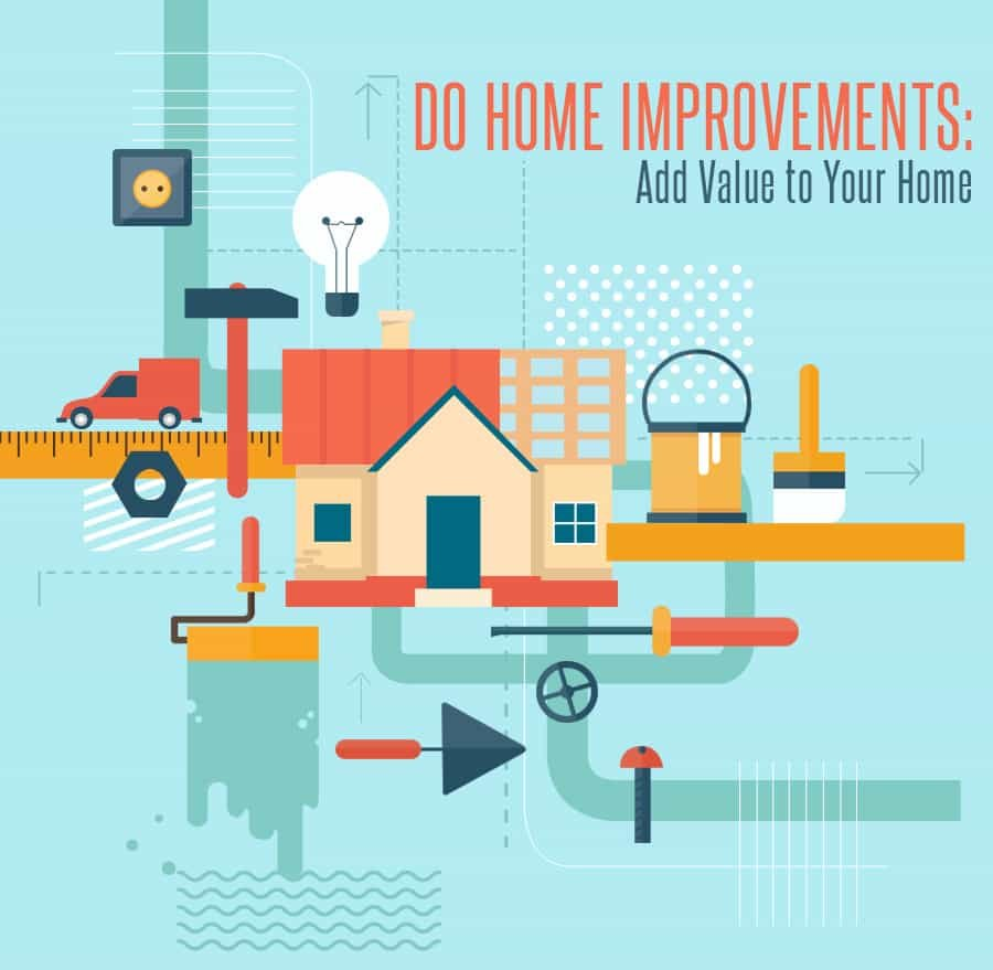 Best Value Home Improvements: The Best And Worst Home Improvement Investments