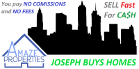 Joseph Buys Homes logo