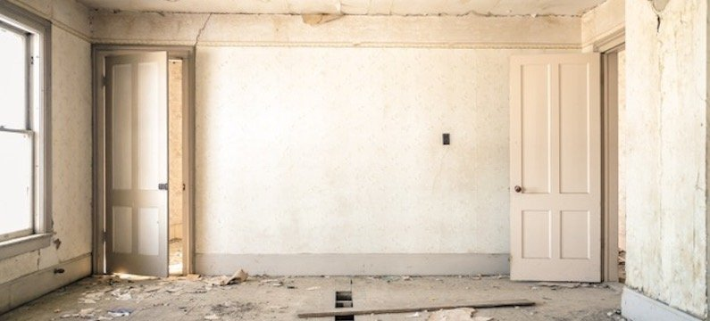 ways to sell a vacant house