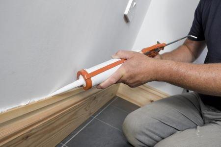 home repair tip know how to caulk