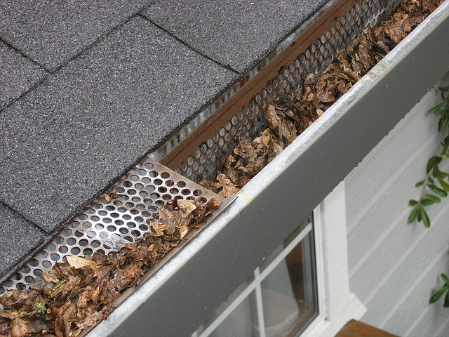 home repair tip clean your gutters