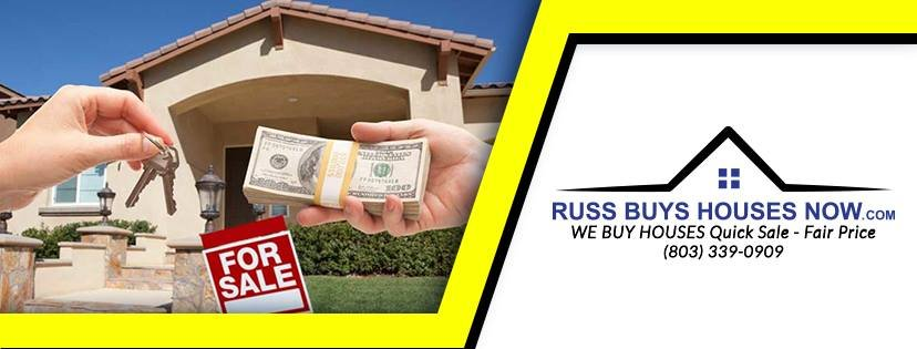 Russ Buys Houses Now logo