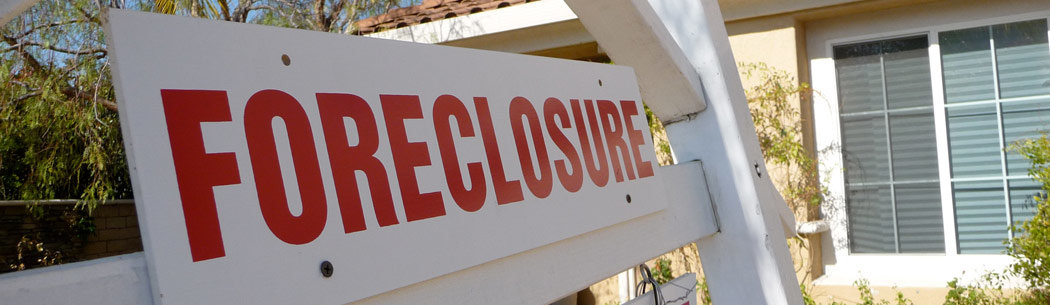 How foreclosure affects credit score Houston