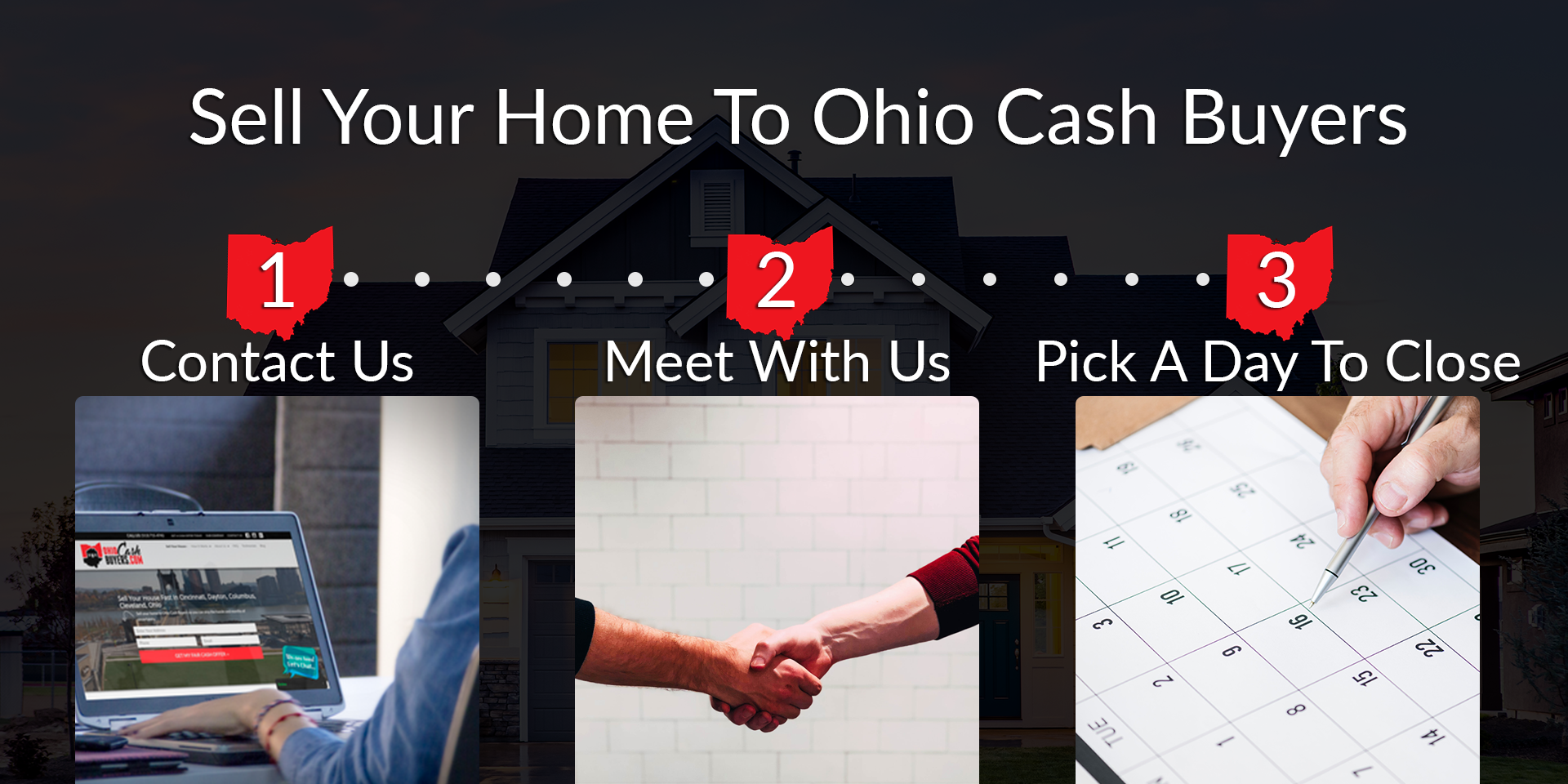 Sell my house fast for cash Cincinnati, Dayton, Ohio