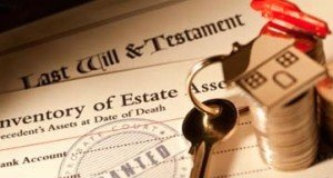 probate inherited property sales