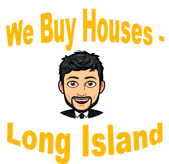 We Buy Houses in Long Island in all CASH! logo
