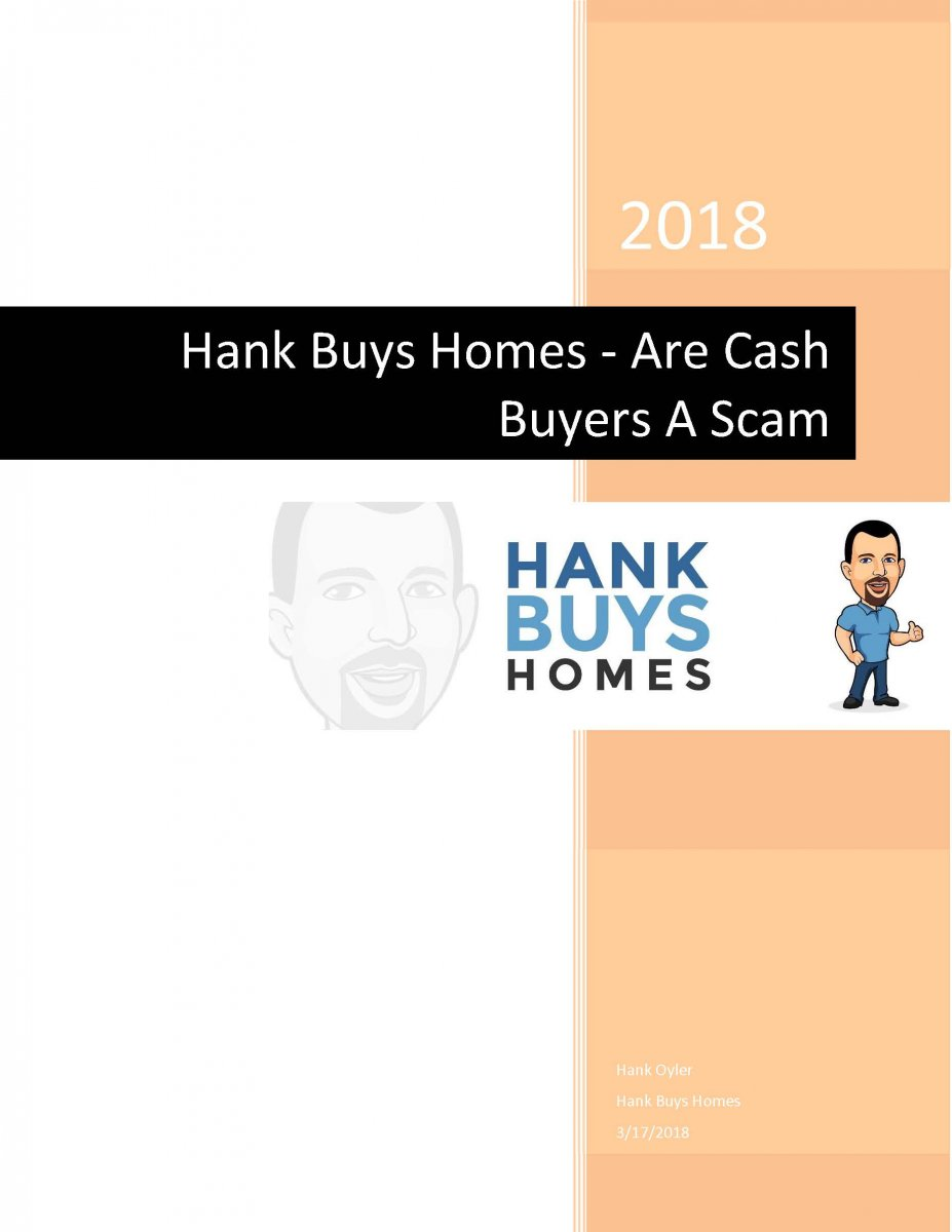 cash for houses scam ,cash home buyer scams