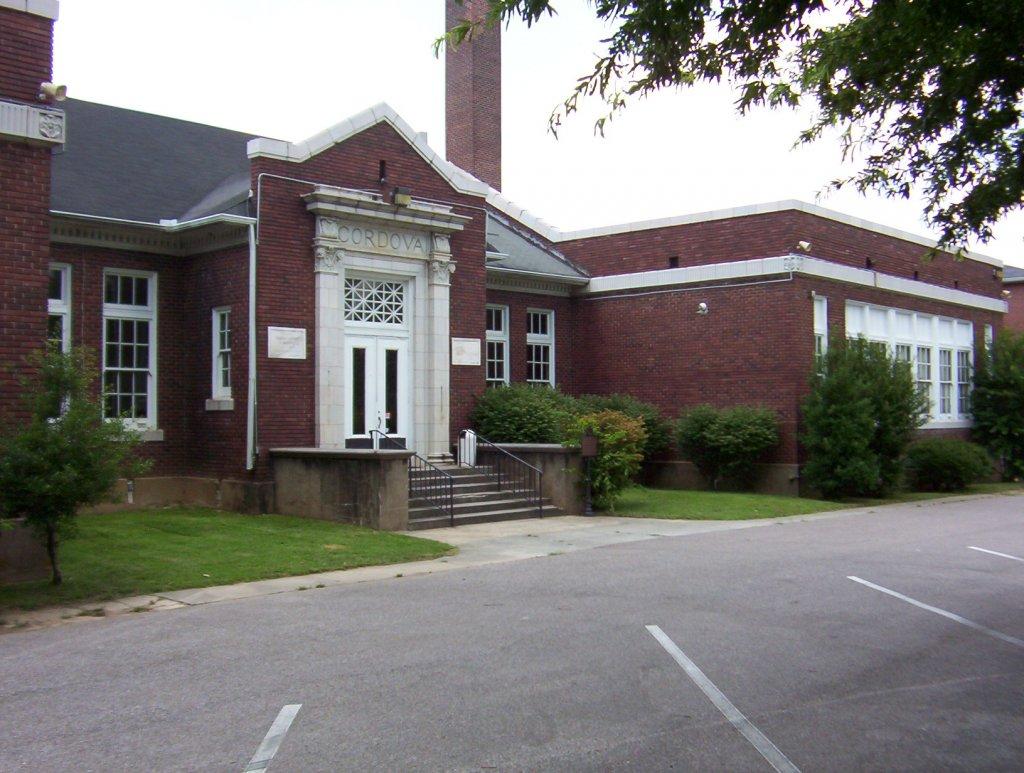 the community center in Cordova Tennessee