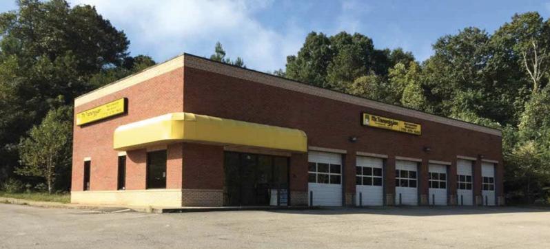 Auto Repair Shop For Rent